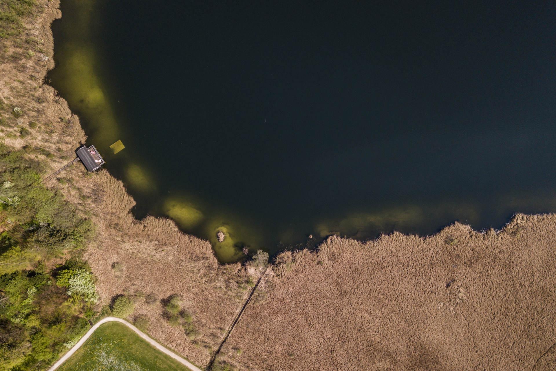 Hochauflösende Luftaufnahmen